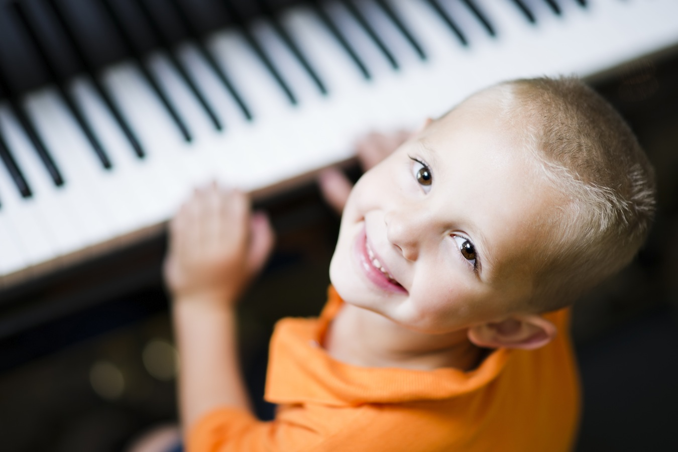 How to help your child to musical success