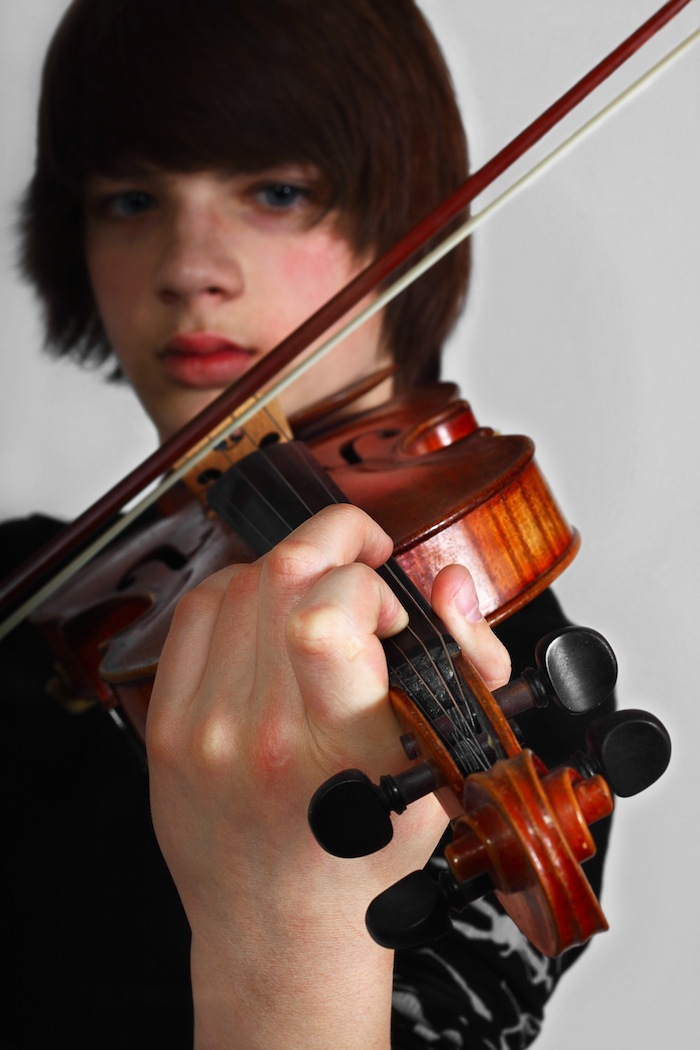 Help your child to be a confident performer