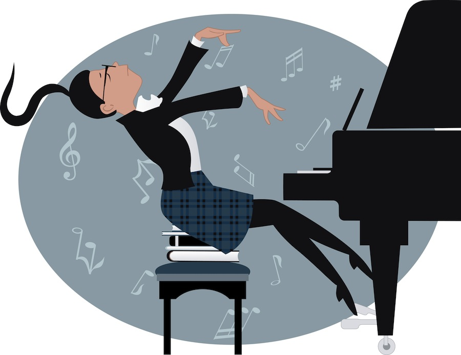 Don't improve your piano teaching skills ...