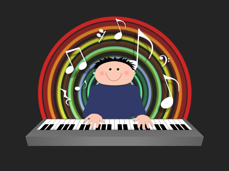The Useful Pianist: 3 - Inventing for everybody ... first steps