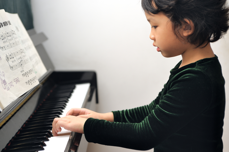 Music and Specific Learning Difficulties - by Karen Marshall