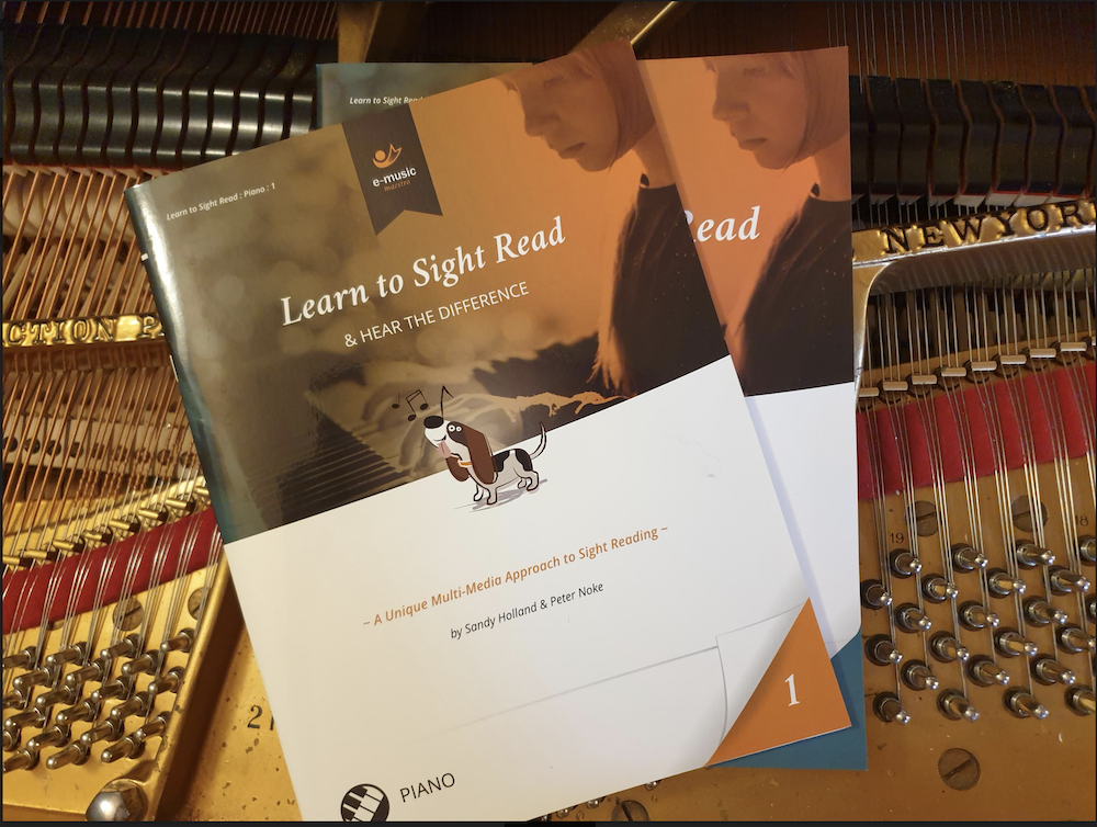 Black Friday ~ Learn to Sight Read: Piano - Book Sale