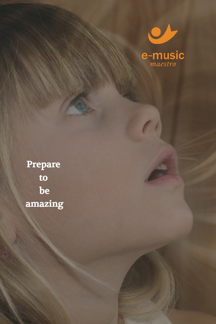 Prepare to be amazing ...