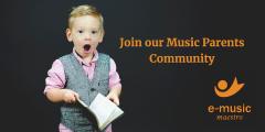 The E-MusicMaestro Music Parents Community