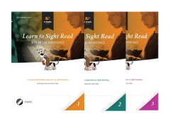 Learn to Sight Read: Piano books - a multi-media 'triumph'!