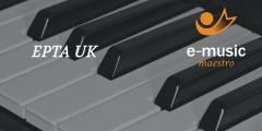 E-MusicMaestro at the EPTA Piano Teachers' Day 19 November 2016