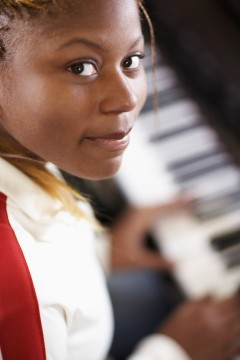 Should parents sit in at practice time and in music lessons?