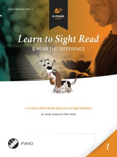 Learn to Sight Read: Piano Book 1