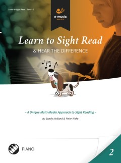 Learn to Sight Read: Piano Book 2