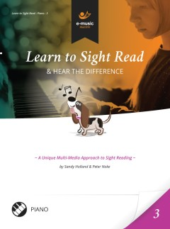 Learn to Sight Read: Piano Book 3